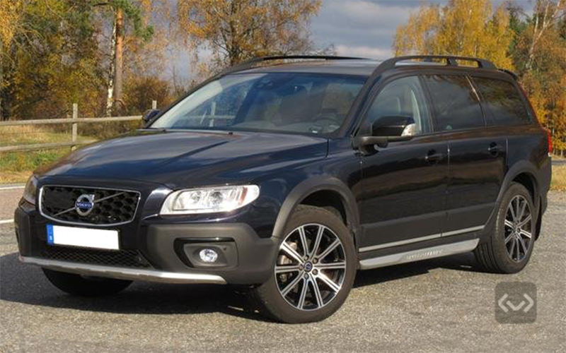 used volvo xc70 for sale buy at auction at kvdcars. Black Bedroom Furniture Sets. Home Design Ideas