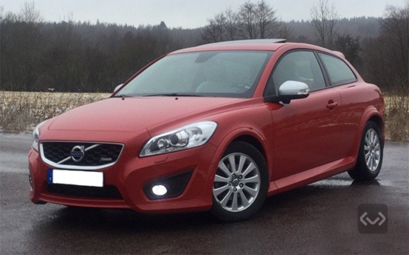 Volvo C30 For Sale >> Used Volvo C30 For Sale Buy On Auction At Kvdcars
