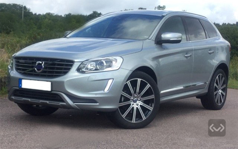 used volvo xc60 for sale buy at auction at kvdcars. Black Bedroom Furniture Sets. Home Design Ideas