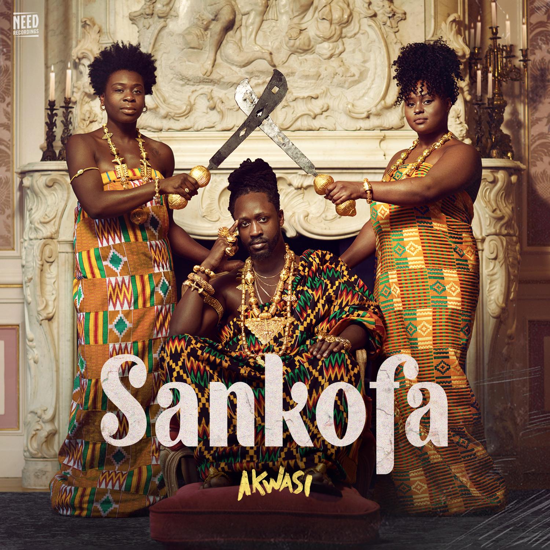 AKWASI - SANKOFA album cover