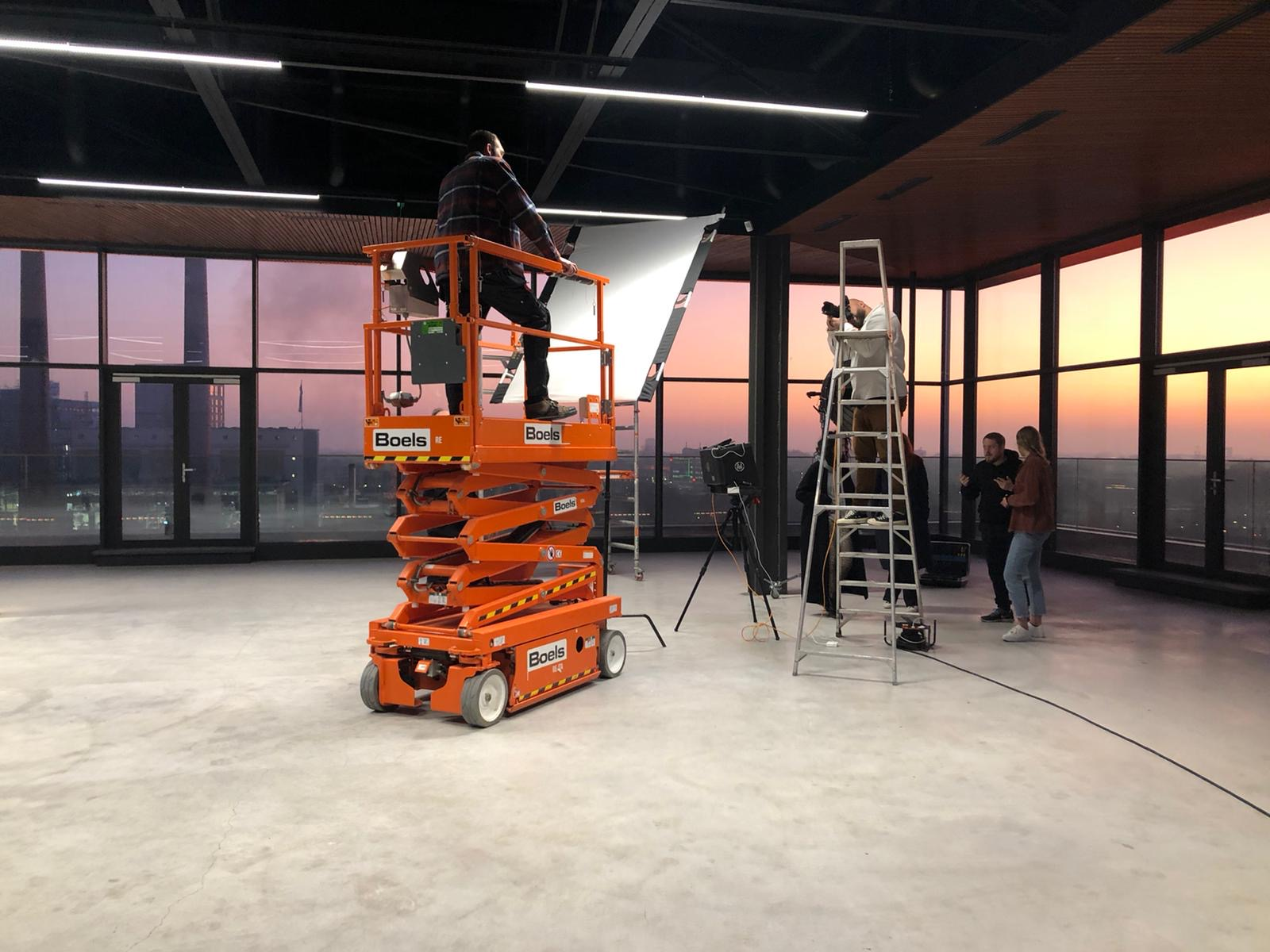 Philips Sonepar Behind The Scenes 2