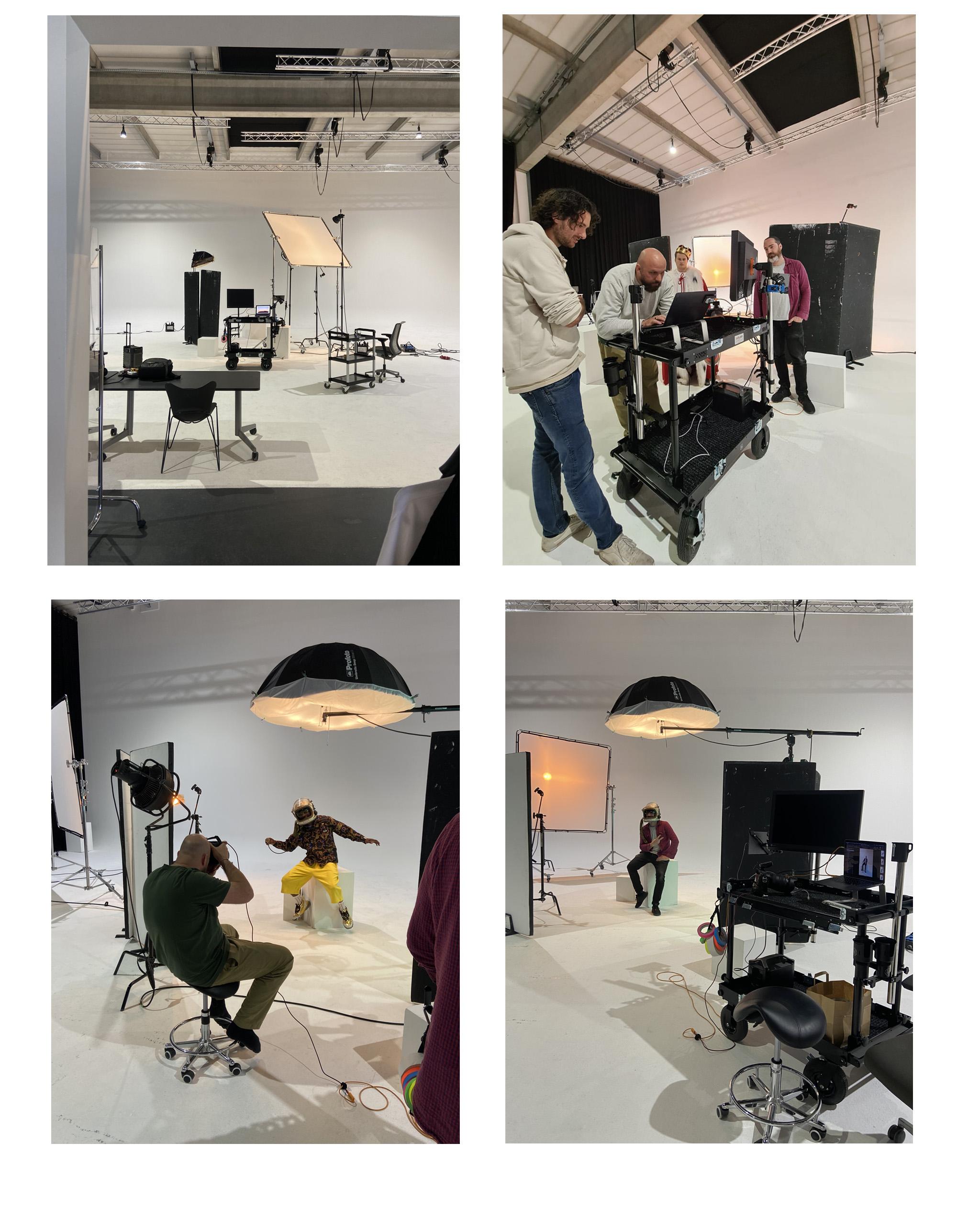 AXE Behind the Scenes