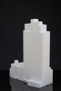 3D Print of a large building