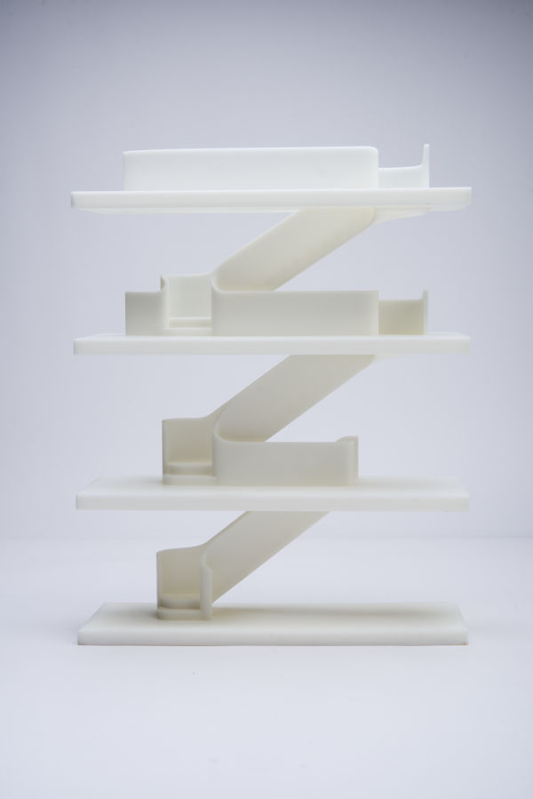 3d printed architecture model