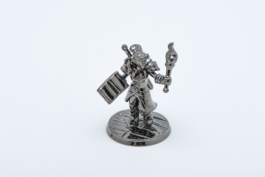 Hero forge figurine silver