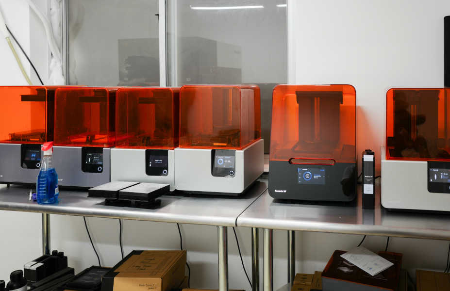 Formlabs 3 and Formlabs 2 SLA Printers