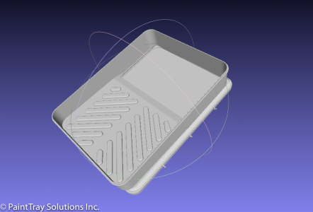 painttray cad