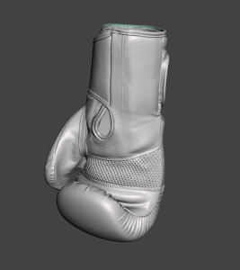 Boxing Glove Scanning