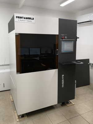 Large SLA 3D Printer - PrintAWorld