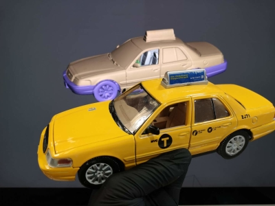 Taxi Toy