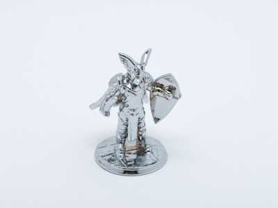 Hero forge figurine silver 2
