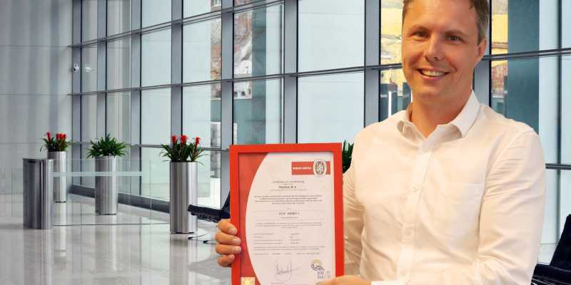 Hertek is VCA-gecertificeerd