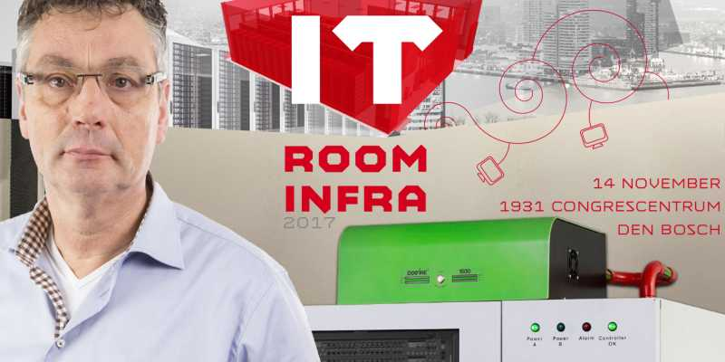 Hi-Safe succesvol op IT Room Infra Event