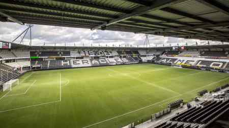 Brandbeveiliging modernisering in Heracles Stadion
