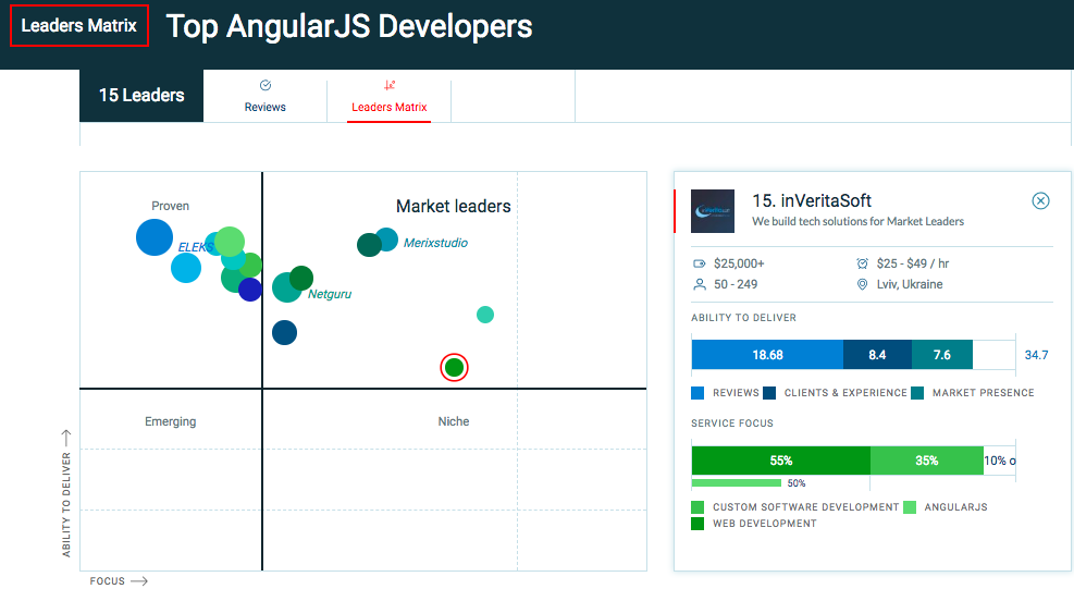 Top Angular JS Developers