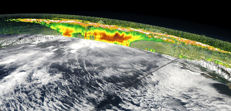 Machine learning applied to NASA Goddard satellite images and cloud data can help strengthen understanding of climate patterns