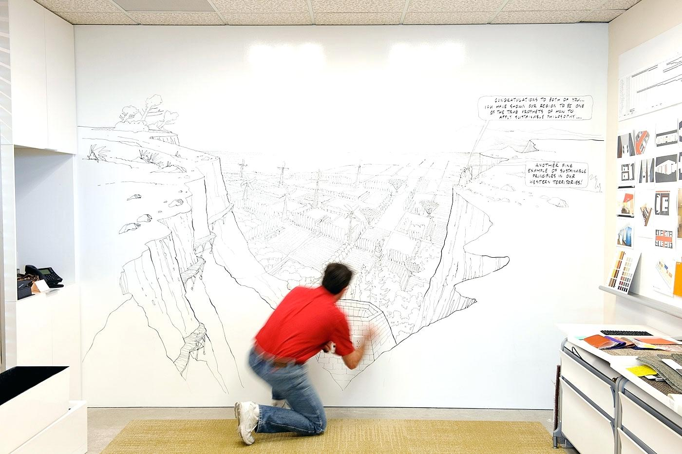 Dry erase board as the tool for Your Creativity