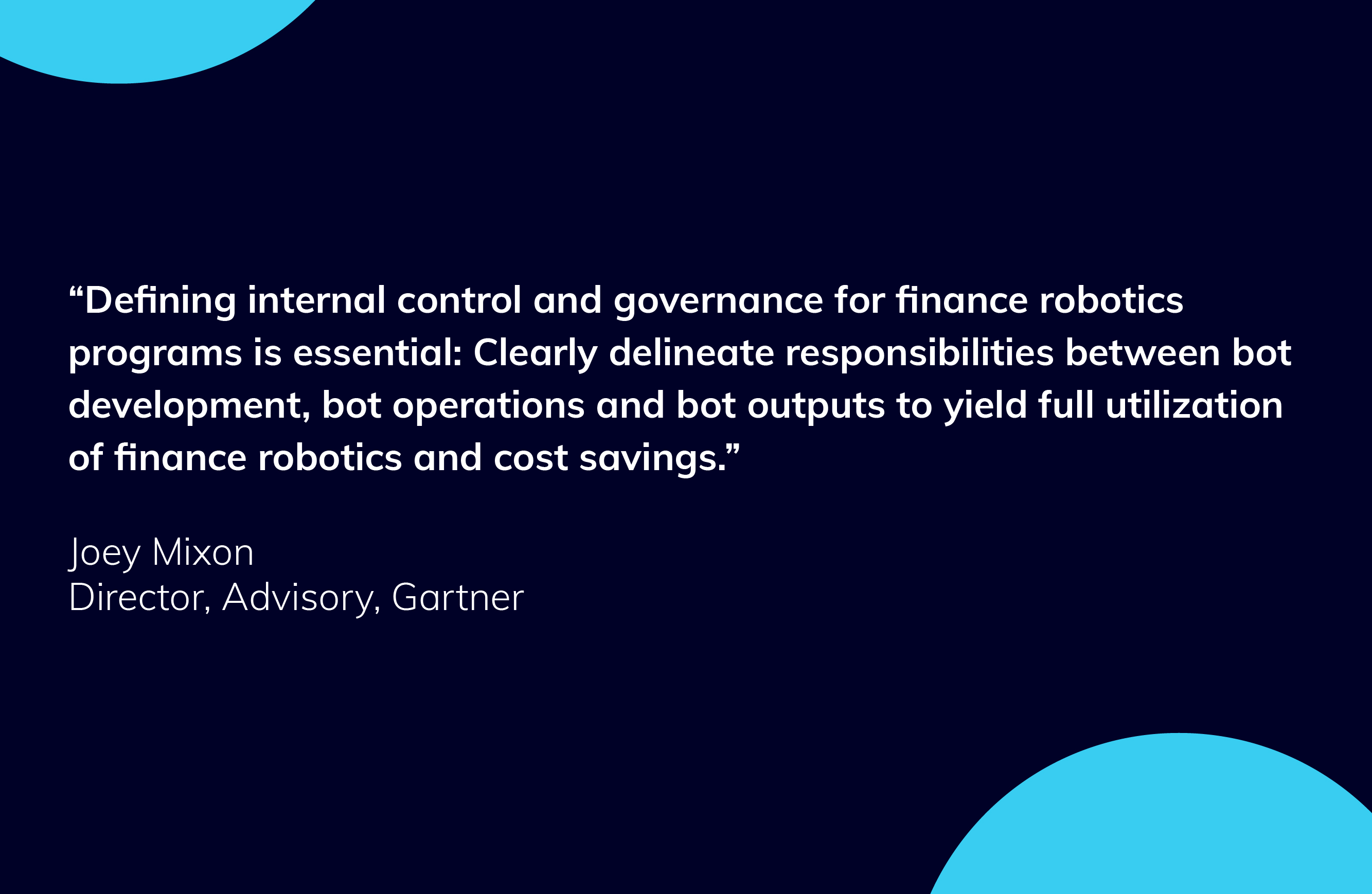 robotics in finance