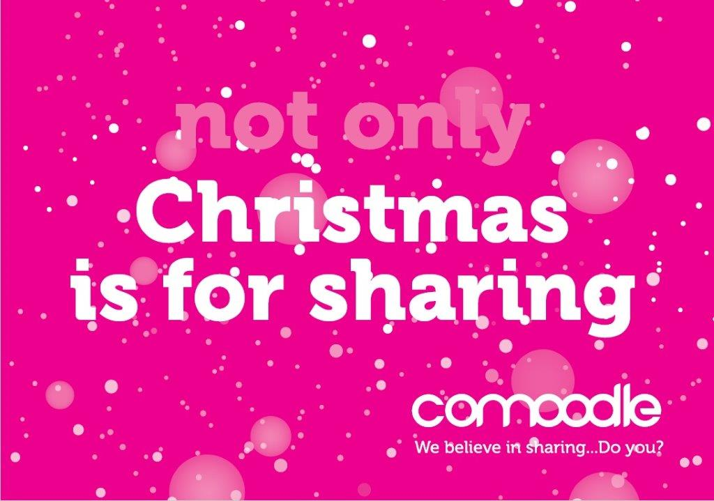 Comoodle is getting ready for the festive season
