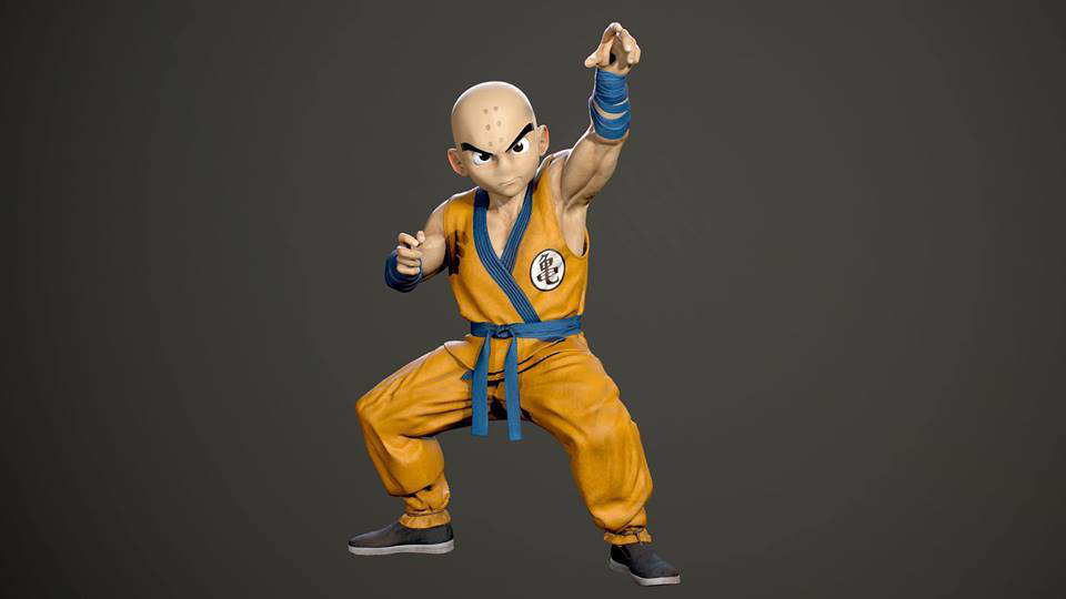 An Amazing Dragon Ball 3D Animation Project Supported By Fox Renderfarm  7