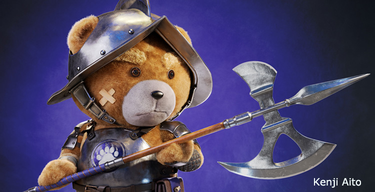 Cuteness Overload! Interview With The Champion Of The CG Boost Cute Warrior Challenge