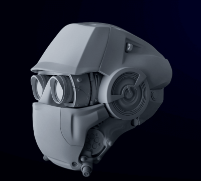 3D Tutorials: Hard Surface Modeling(3)