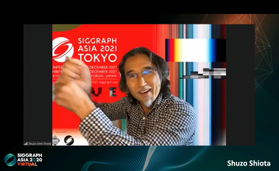 SIGGRAPH Asia 2021 Will Be Held at Tokyo