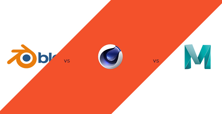 Blender vs Maya vs Cinema 4D, Which One Is The Best 3D Software?