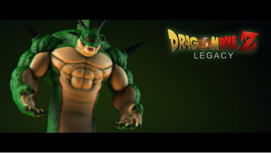 An Amazing Dragon Ball 3D Animation Project Supported By Fox Renderfarm 551