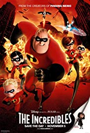 Brad Bird's films-The Incredibles
