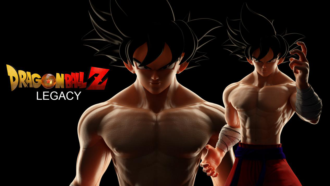 An Amazing Dragon Ball 3D Animation Project Supported By Fox Renderfarm  1