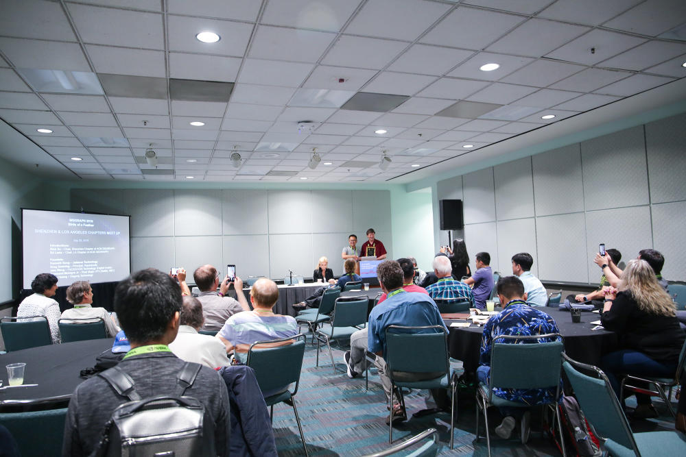 Shenzhen & Los Angeles Chapters Meetup In SIGGRAPH 2019 (9)