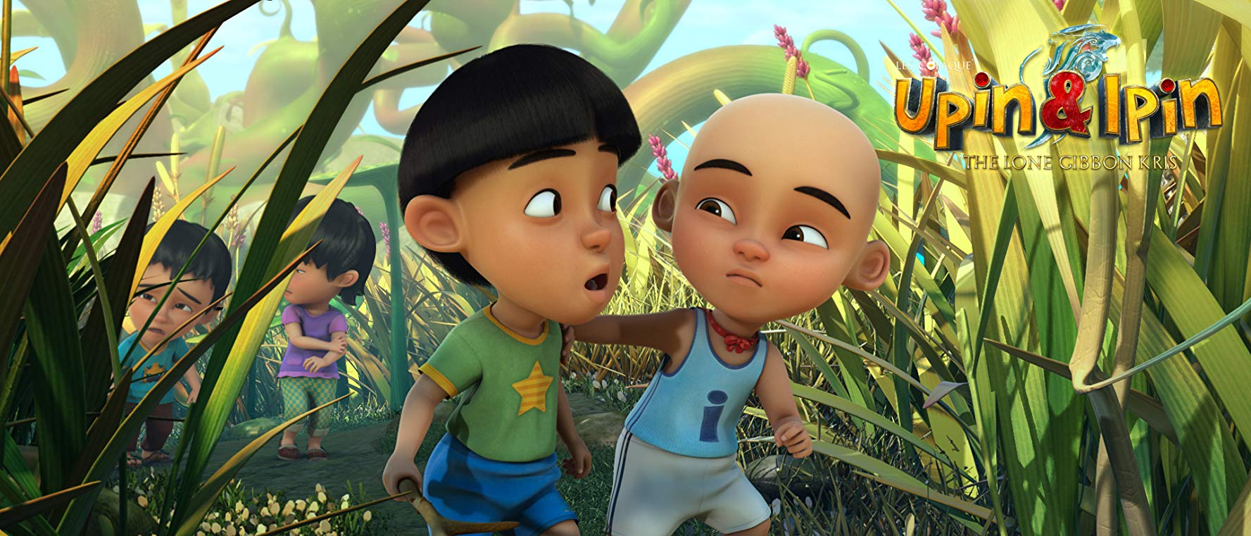 Upin & Ipin Won The Best Feature Category at ANIMAZE 2019