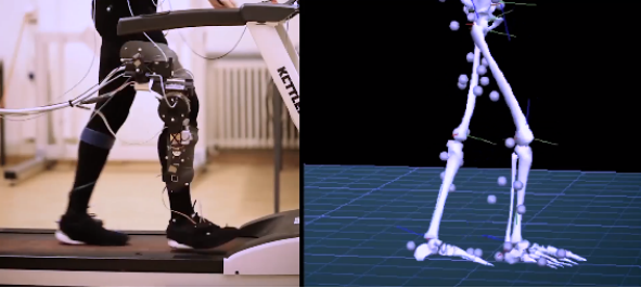 OptiTrack's motion capture technology