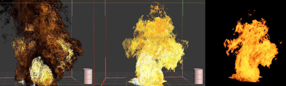 Create-flame-effects-with-Phoenix-FD-in-3ds-Max 12