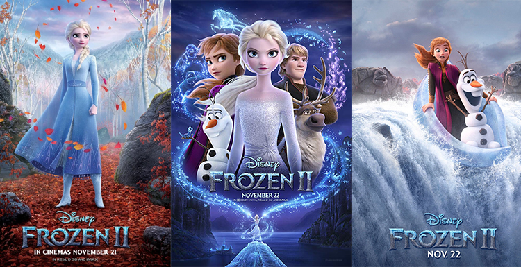 Interview with Ernest Petti, Revealing the Production Secrets of Frozen 2
