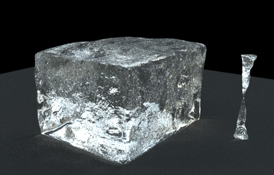 Arnold for Maya Tutorial Ice Cube Material
