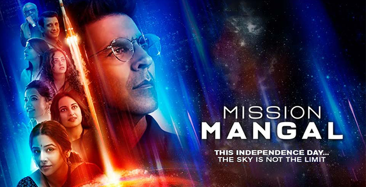 Mission Mangal, Bollywood's First Ever Space Film Rendered by Fox Renderfarm