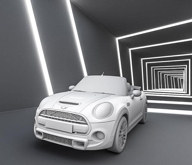 Mini Cooper © Gal Yosef