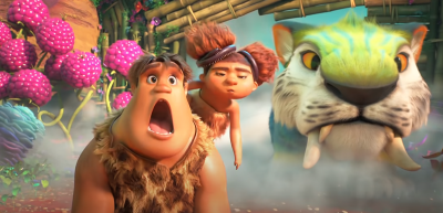 The Croods: A New Age is set for release in theaters on November 25, 2020