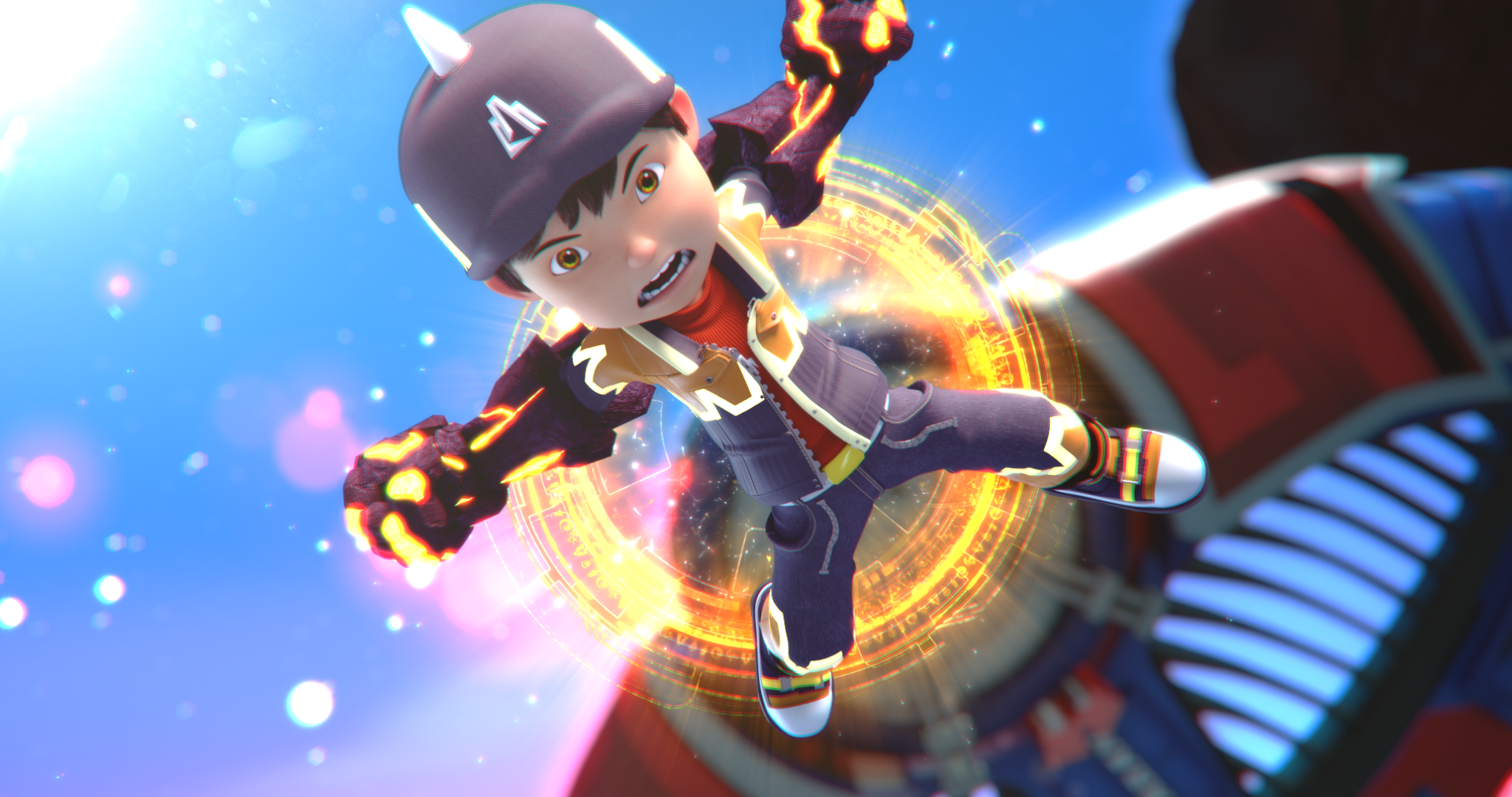 BoBoiBoy Movie 2-11