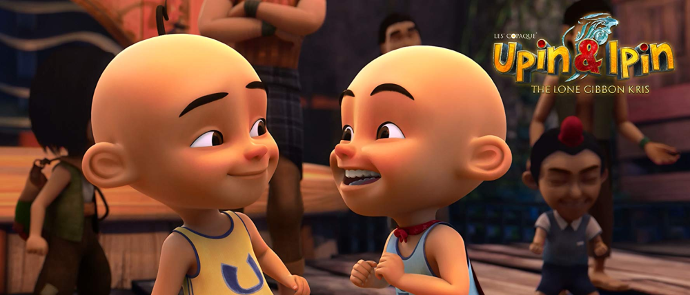 Upin & Ipin The Lone Gibbon Kris
