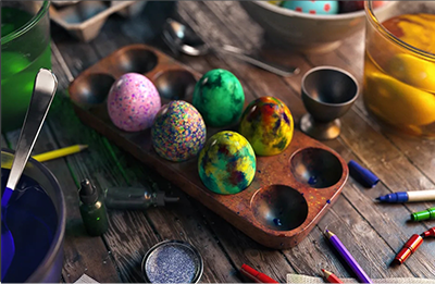 The Art of Easter Eggs