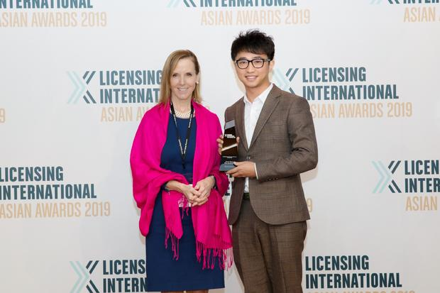Boonie Bear won the 2019 Licensing International Asian Licensing Awards