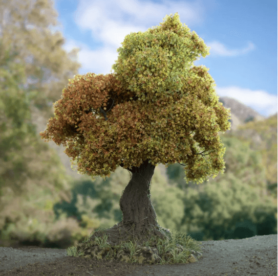 How to Make an Environment Scene in Speedtree