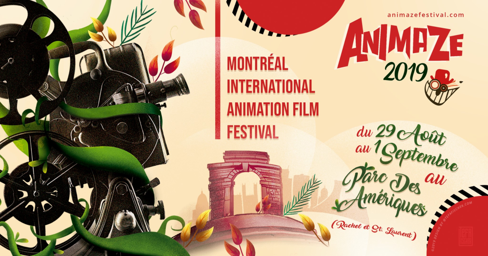 Montreal International Animation Film Festival 2019