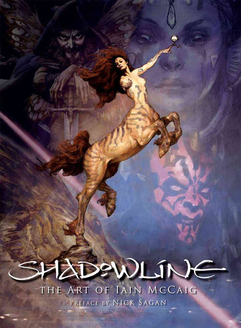 Shadowline The Art of Iain McCaig