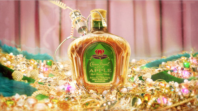 Crown Royal - Apple 1