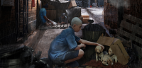 How to Create a CG Scene in Norman Rockwell Style in Blender