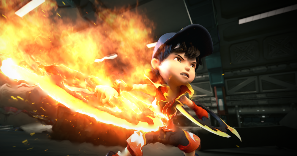 BoBoiBoy Movie 2-7
